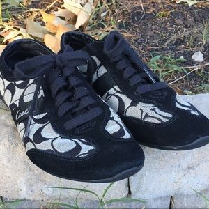 Coach Baylee tennis shoe